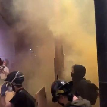 Trump Supporter Infiltrates Antifa, Reveals Their Hit List (VIDEO)