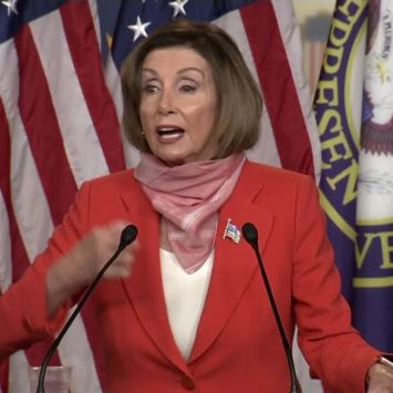 Nancy Pelosi's Hits the Breaks on the Push to Impeachment