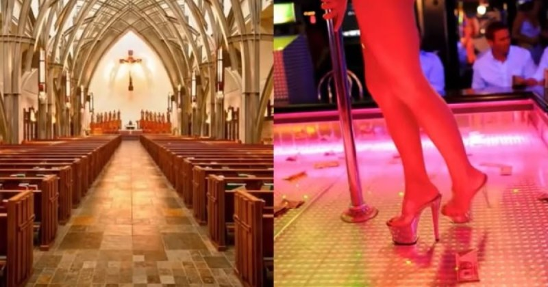 Strip Clubs Open in California, Churches Still Closed