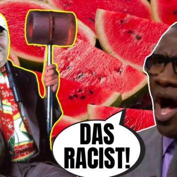 NFL Coach Called Racist For Breaking Watermelons