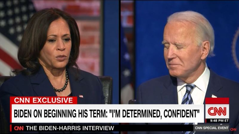 Biden Slips Up and Reveals How Kamala Harris Will Become President
