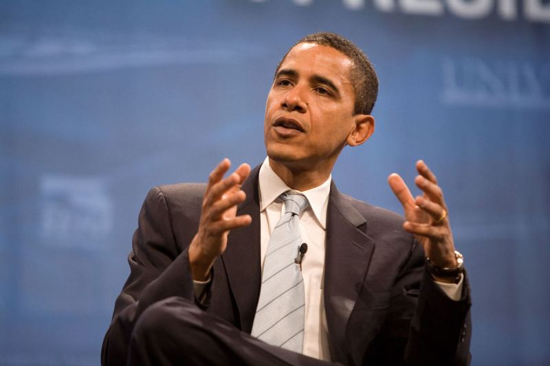 """Obama Finally Weighs in Police Shootings and Brutality, """"Reimagine Policing"""""""
