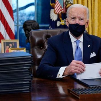 Biden Administration Recent Decision on Border Wall Construction Will Blow You Away!