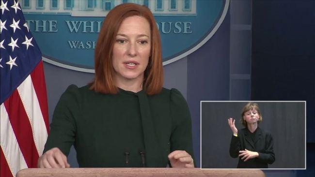 WATCH: Jen Psaki Dodges Question About Recent Border Incident Involving Little Girls