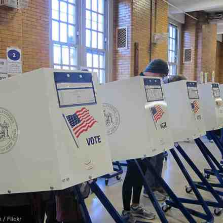 BREAKING! Republicans Unable to Cast Ballot in California Recall Election
