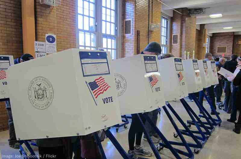 State Legislature Passes Bill to Make It Harder to Cheat in Elections