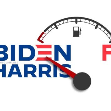 Welcome to Biden's America! No Gas, High Unemployment but Excess of Jobs, Increased Crime