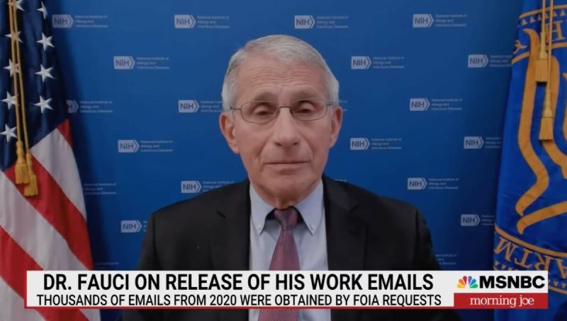 """#FIREFAUCI – Dr. Fauci and """"Dr."""" Jill Biden Greeted by Protesters Calling for His Termination (VIDEO)"""