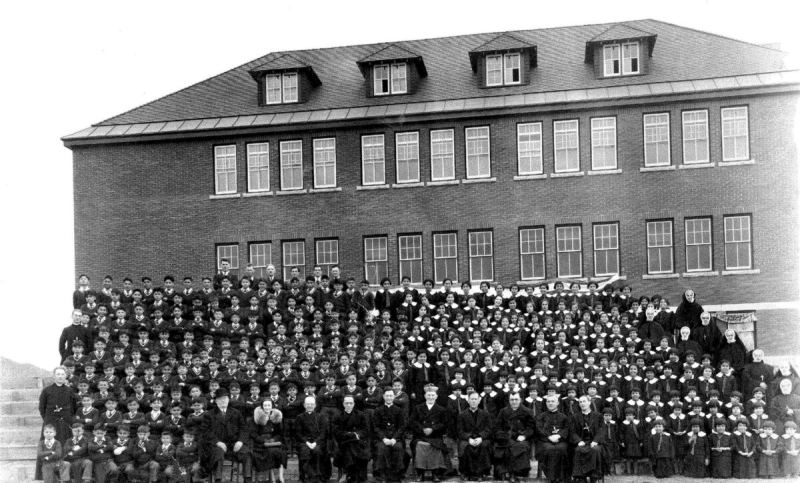 DEEPLY HORRIFYING – Remains of HUNDREDS of Children Found at Residential School