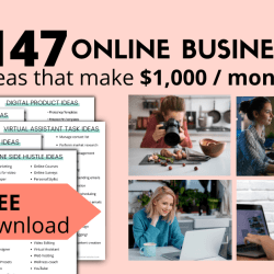 FREE DOWNLOAD! 147 Online Business…