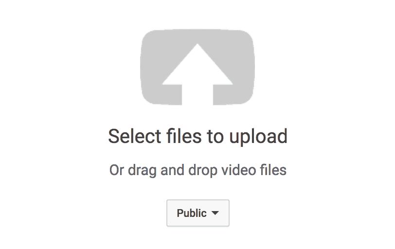 YouTube Upload