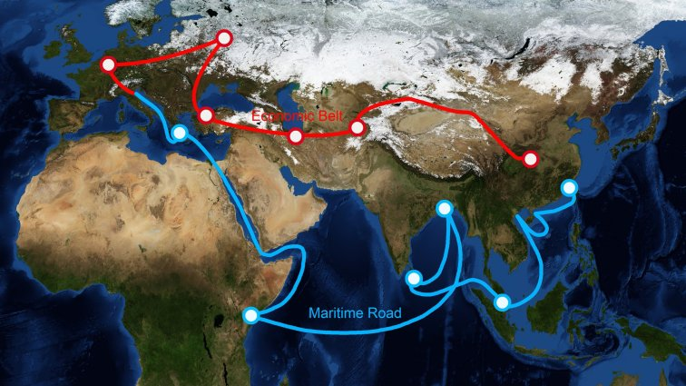 Why the New Silk Road is Key to abolishing the affects of colonialism and slavery