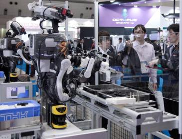 IREX International Robot Exhibition 2019