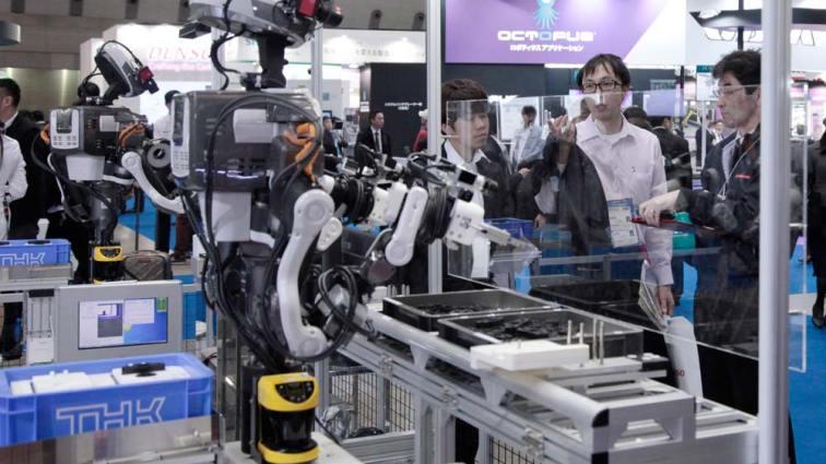 IREX International Robot Exhibition 2019