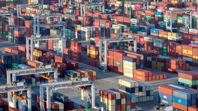 Intermodal Efficiency Boosts Savannah's Container Volumes
