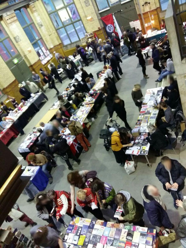 Manc Bookfair 2019