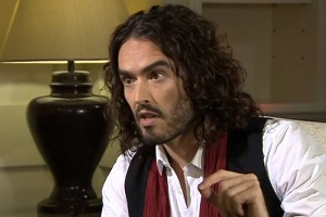 Russell Brand on Newsnight