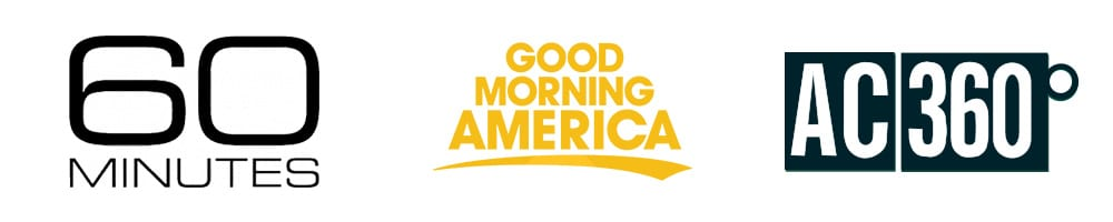 60 minutes, Good Morning America, and Anderson Cooper 360 have also interviewed Steven Hassan