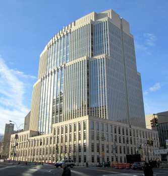 Federal Courthouse Brooklyn