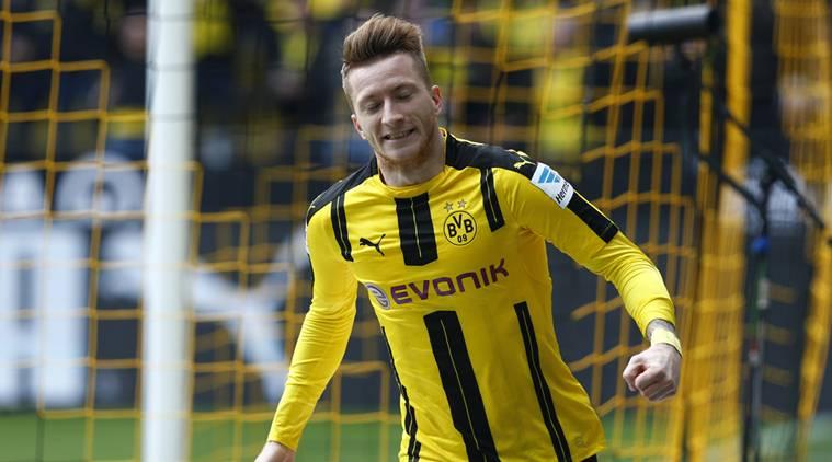 reus - Dortmund beat leaders Gladbach 1-0 to close gap with leaders