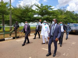 #EndSARS: Ugwuanyi addresses protesters