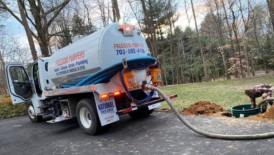 Septic and Drain Cleaning Services