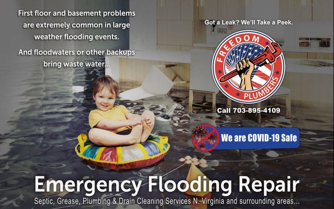Emergency Flooding Repair