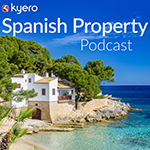Freedom Podcasting Podcast Editing services for Kyero Spanish Property Podcast
