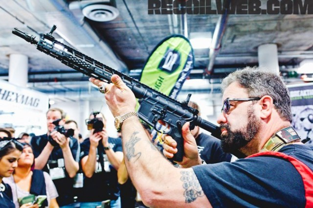 Five AR 15s guaranteed to not give you PTSD photo