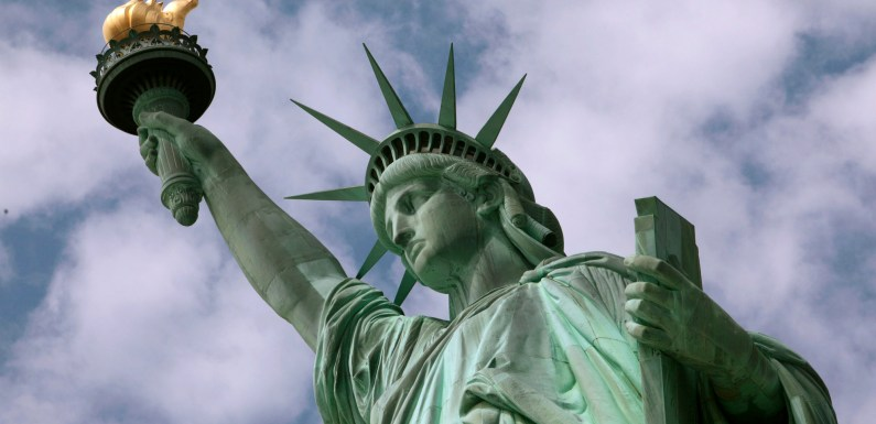VIDEO: Statue Of Liberty Offers America A Way Forward