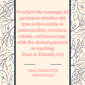 Timothy 4 2