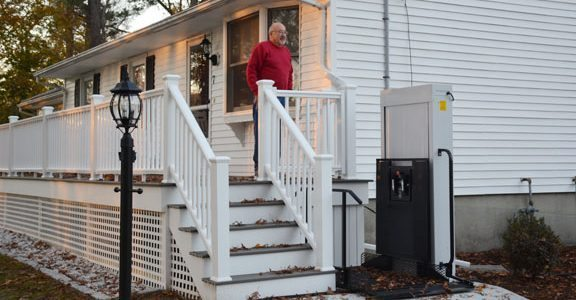 Tips for Installing a Residential Wheelchair Lift - Freedom ...