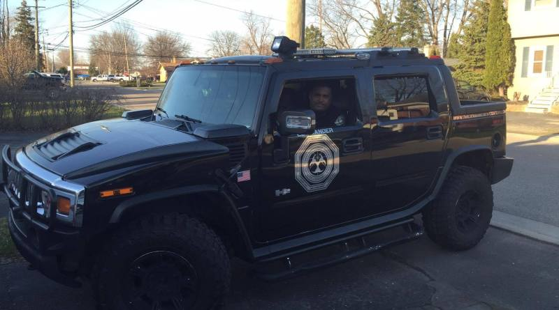 Threat Management Centers, Dale Brown in His Hummer