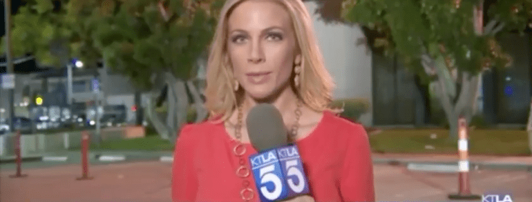 KTLA News Los Angeles - Granada Hills FTL Freedom Home Owner