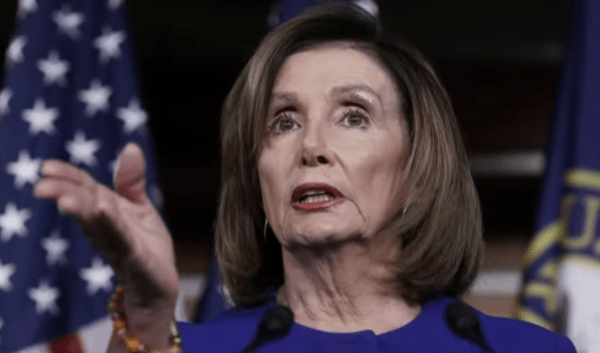Pelosi Goes On The Warpath Giving Trump A New Nickname