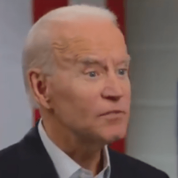 Biden Scolds NBC Host For Asking Reasonable Questions