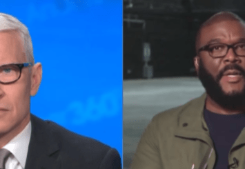 Tyler Perry Shocks Libs With Pro Police Sentiment