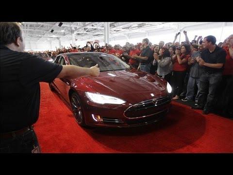 Tesla Motor's Model S is the safest car ever tested