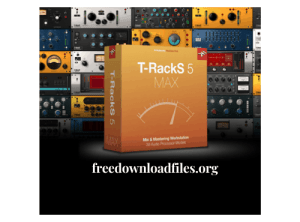 IK Multimedia T-RackS 5 Complete Crack