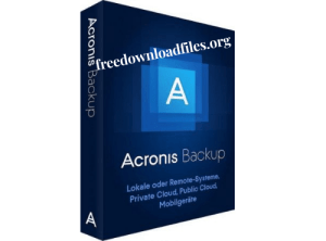 Acronis Cyber Backup Crack