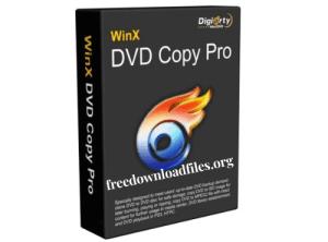WinX DVD Copy Pro Crack