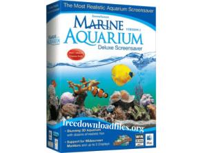 SereneScreen Marine Aquarium Crack