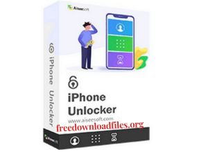 AnyMP4 iPhone Unlocker Crack