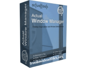 Actual Window Manager Crack