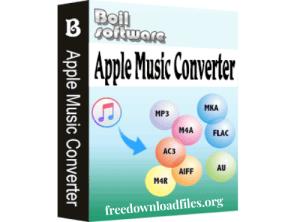 Boilsoft Apple Music Converter Crack