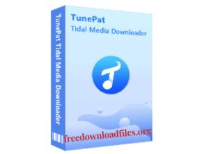 TunePat Tidal Media Downloader Crack
