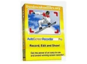 AutoScreenRecorder Pro Crack
