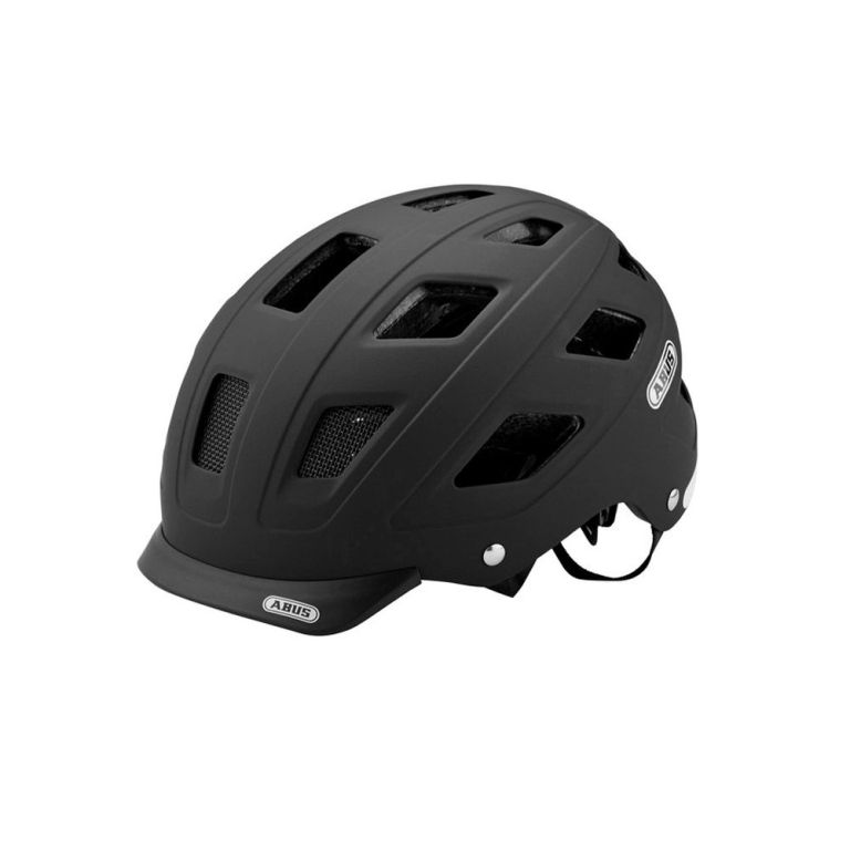 Casco Abus Hyban Negro para bicicleta eléctrica Freeel Z03