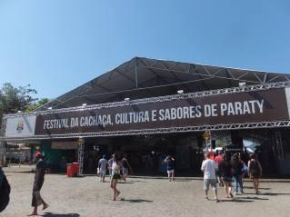 Cachaca festival!
