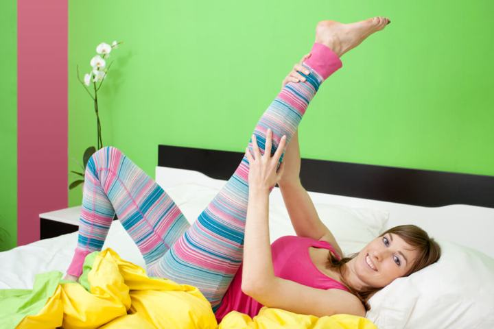 Reasons To Sleep In Your Workout Clothes!